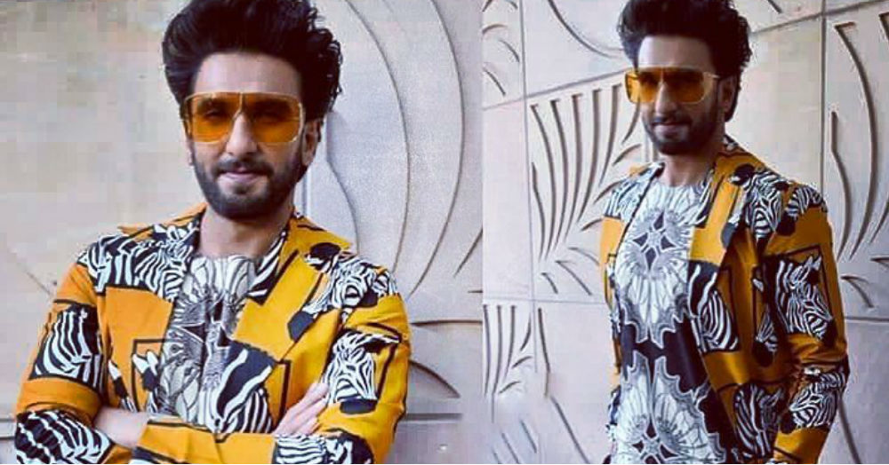 Jungle Jungle Baat Chali Hai: The Story Behind Ranveer Singh's *Wild* Masaba Outfit!