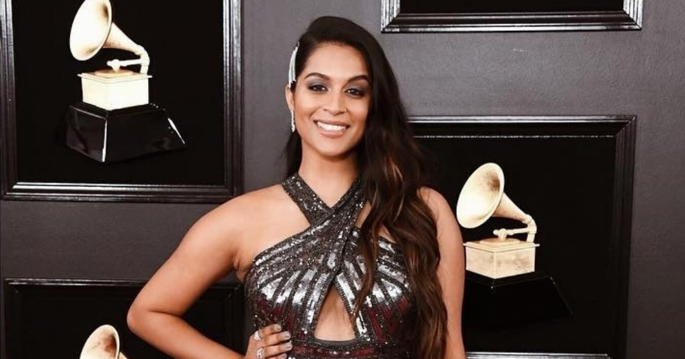 The Easiest Way To Style Long Hair: Lilly Singh Just Showed Us One Of The *Hottest* Hair Trends Of 2019