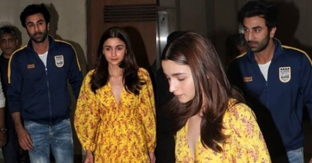Alia Stepped Out With Ranbir For A Fashionable Outing, And Yes, We Have Deets!