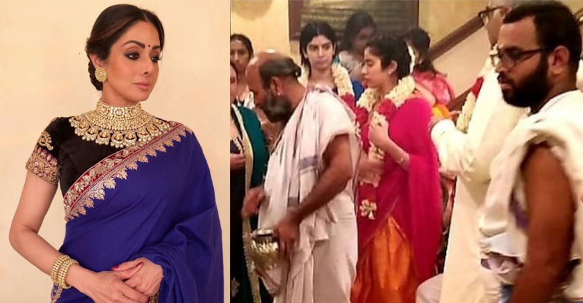 Kapoor Family Remembers Sridevi On Her Death Anniversary With A Prayer Meet