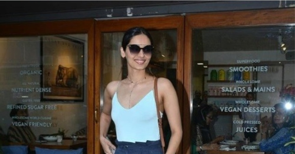 Manushi Chillar Is Wearing A Summer Look So Cool, We Want To Give Her A Crown RN!