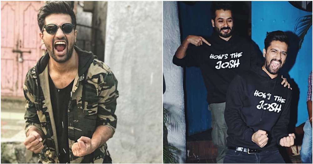 The Josh Is High 'Coz Vicky Kaushal's Uri Is No. 2 On IMDb's List Of Top-Rated Hindi Films