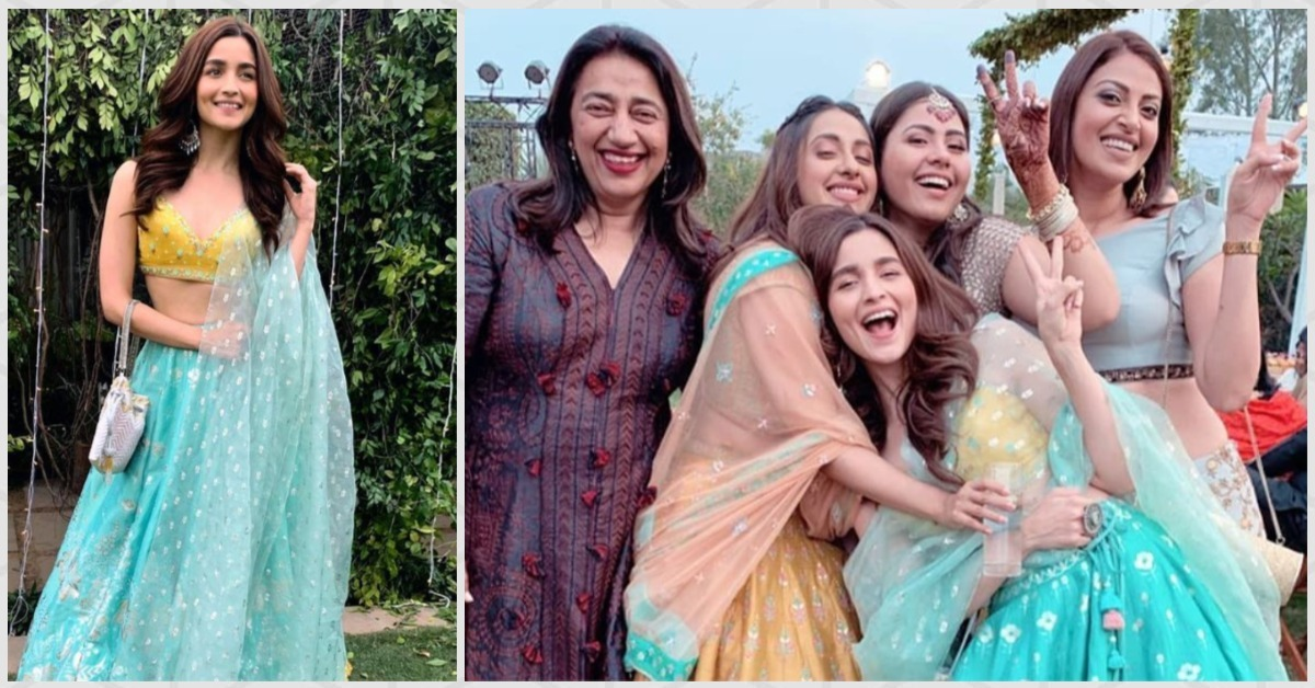 Alia Bhatt's Speech At Her Bestie's Wedding Left Us, The Bride & Everyone Else With Tears