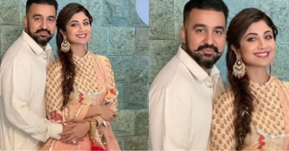 Shilpa Shetty Asks Hubby For A Ride In A *Lambhergini* At Sister-In-Law's Sangeet!