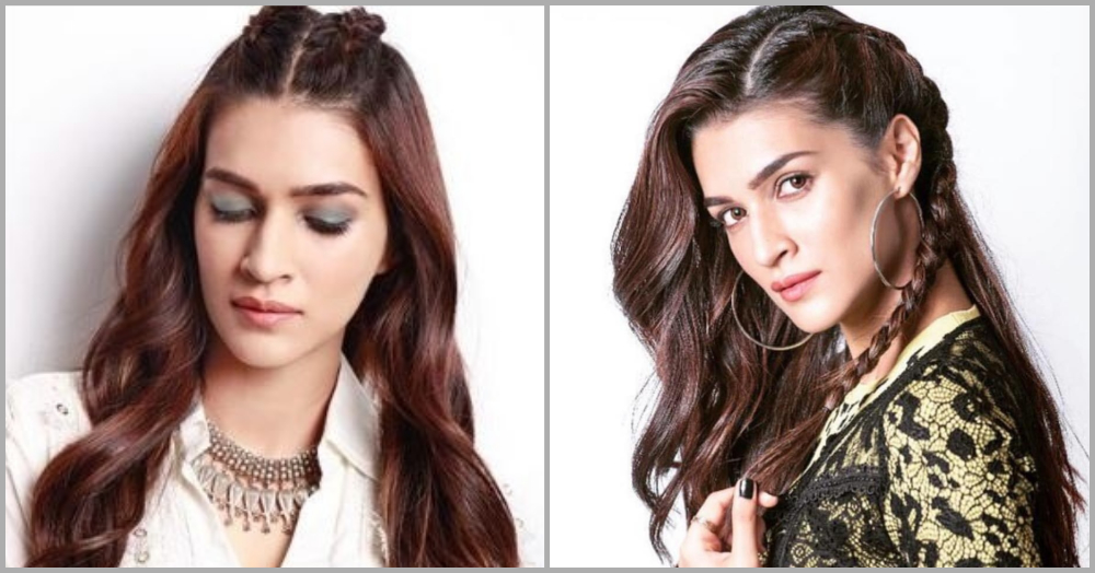 Kriti Sanon's Strong Mane Game Is Playing Luka Chuppi With Our Hearts & We're Taking Notes