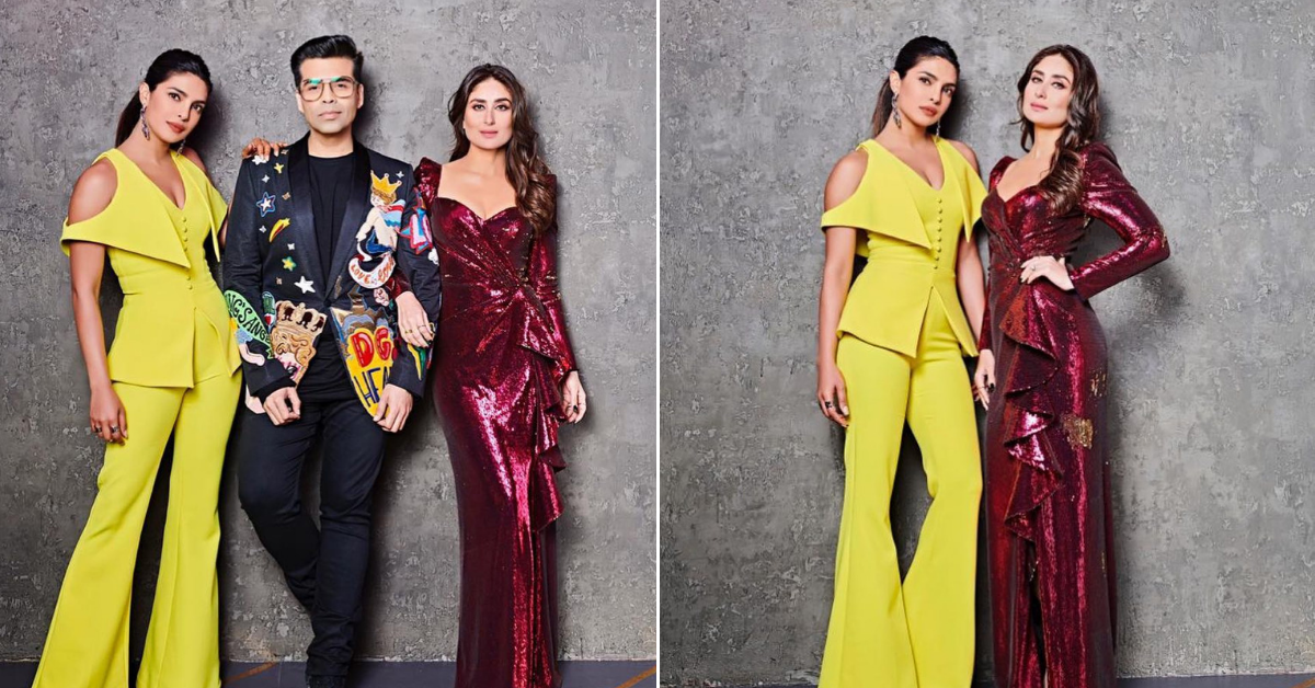 OMG: Kareena Kapoor Khan Revealed Intimate Details About Her Sex Life On Koffee With Karan!