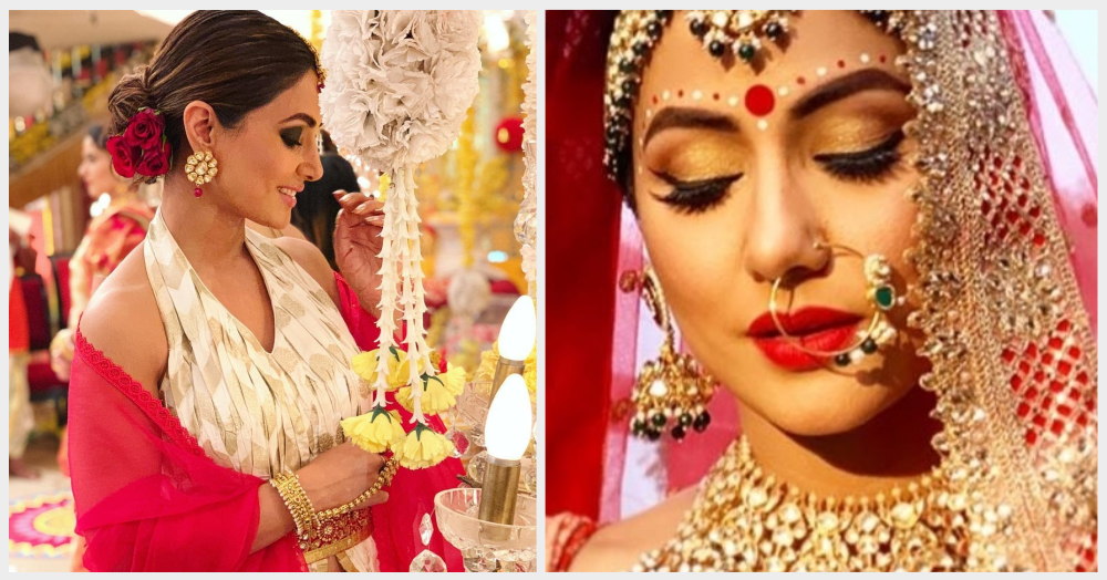 Komo Tera Swagger Laage Sexy: The Kasautii Character's Dulhan Look Is So Traditional