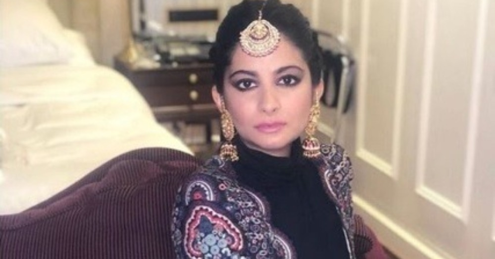 Rhea Kapoor Ditched The Heels For Boots In The Most On-Point Wedding Outfit Ever And We Are Inspired!