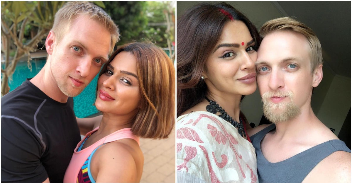The Cute Story Of Aashka Goradia & Brent Goble Is Proof That Love Always Wins