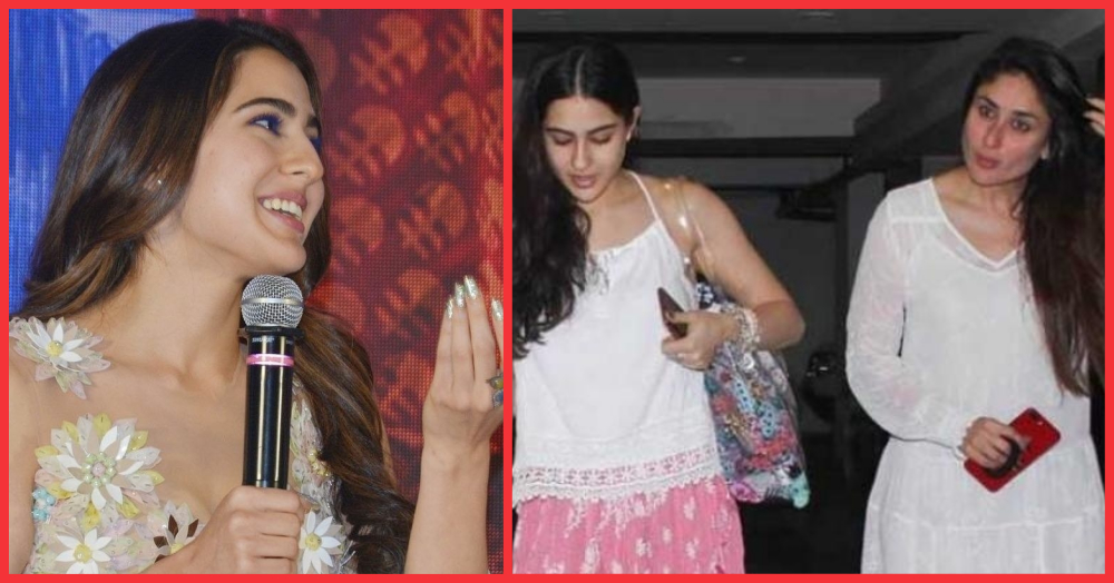 Sara Ali Khan: It's Easy To Love & Accept Kareena Kapoor Because Of My Mom