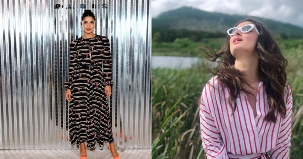 The Smart Girl's Guide In How To Wear Stripes Like A Pro To Elevate The Fashion Game