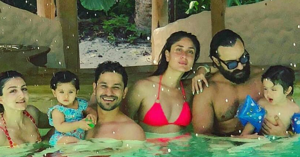 Kareena Kapoor's Badass Response To A Troll: 'Who Is Saif To Stop Me From Wearing A Bikini?'