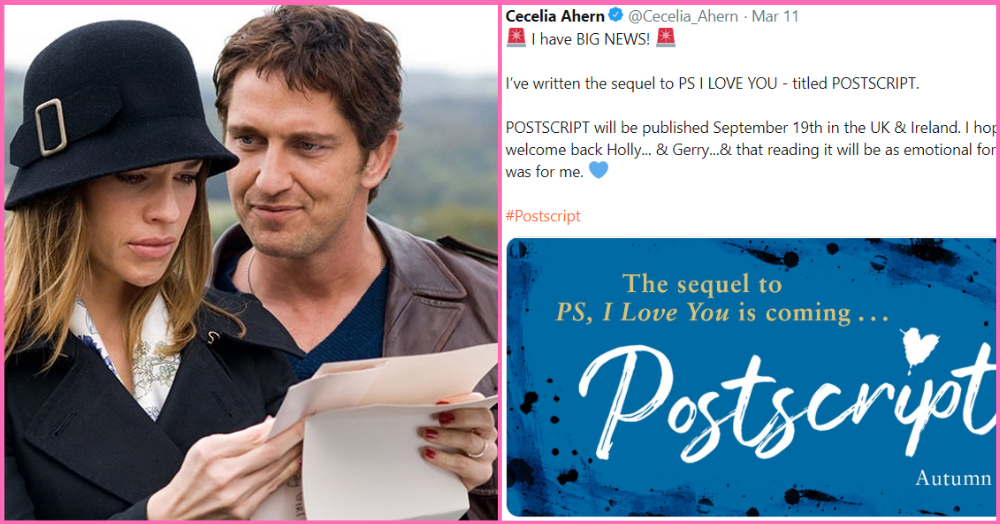 Ready Or Not, P.S. I Love You Is Getting A Sequel & It'll Make Your Heart Bleed (Again)