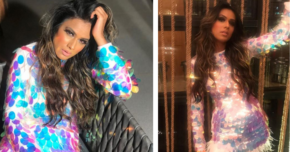 Fur, Frill Or Sequin? Nia Sharma *Really* Needs To Pick One!
