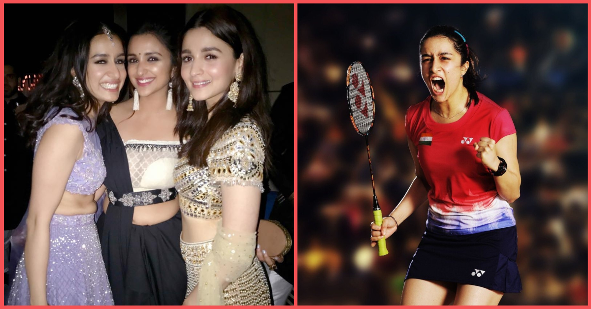 Shraddha Kapoor Has Been Replaced In The Saina Nehwal Biopic By One Of Her Friends!