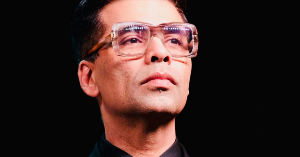 #FlashbackFriday: Karan Johar Gives Advice To A Caller, 'Don't Be Ashamed To Be Gay'