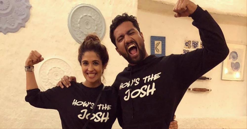 Our Josh Is Not So High Because Vicky Kaushal & Harleen Sethi Have Broken Up