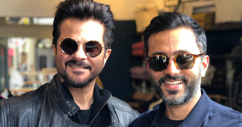 Anil Kapoor & Anand Ahuja Shared THIS Picture & We Can't Decide Who Looks Younger