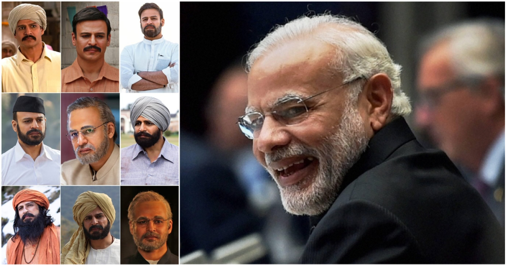 Anyone But Modi: Twitter Trolls Vivek Oberoi For His Look In PM Modi's Biopic Again!