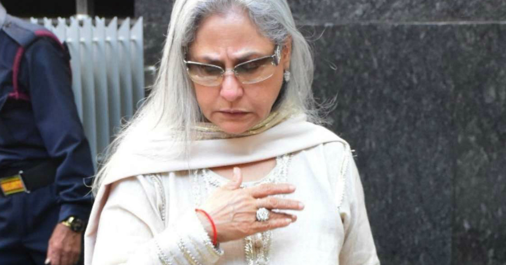 Bas Keh Diya! Jaya Bachchan Lashes Out At Fan For Taking Her Pictures Without Permission