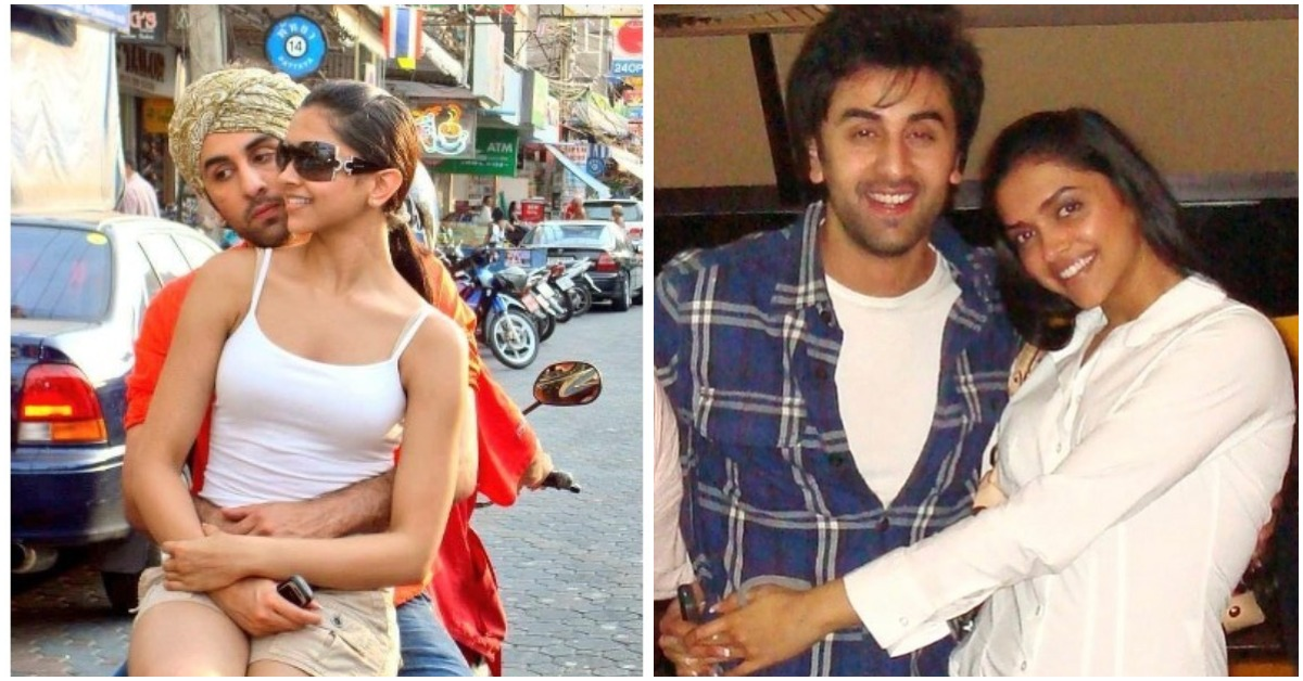 #MajorThrowback: These Unseen Pictures From Deepika-Ranbir's Bangkok Vacation Are So Romantic