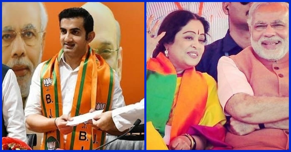 Ex-Cricketer Gautam Gambhir & Other Celebrities Contesting Lok Sabha Elections This Year