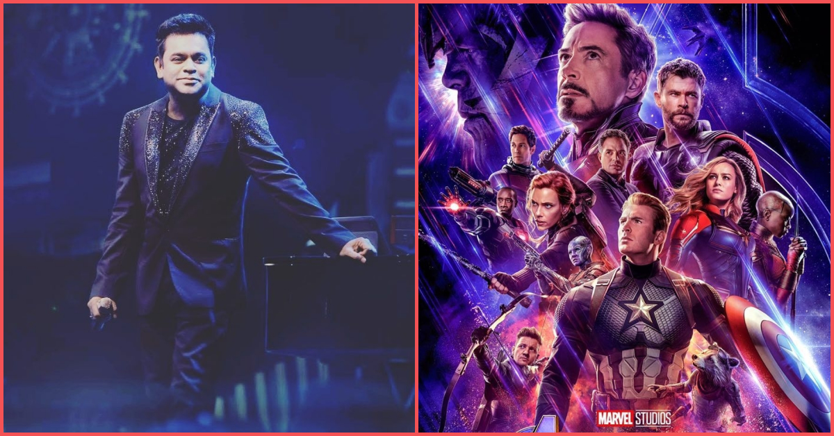 AR Rahman Has Joined The Avengers: Endgame Team & We Can't Stop Fangirling!