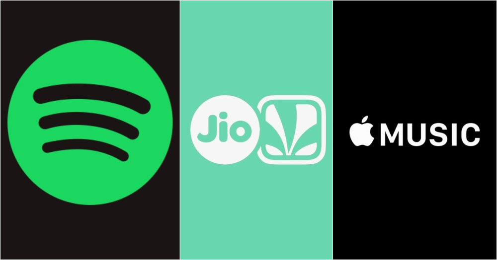 Spotify, Apple Music Or JioSaavn: Which Will Become India's Favourite Music Streaming App?