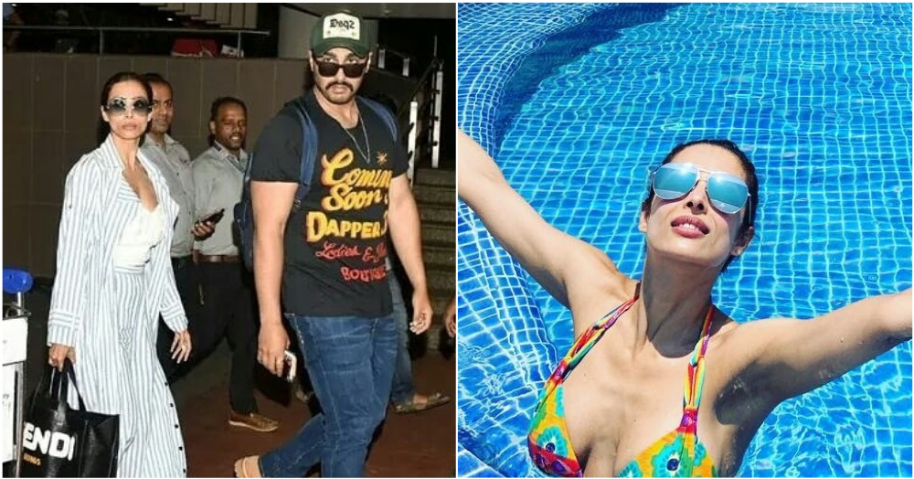 Bae-chelorette? Malaika Arora And Arjun Kapoor Return From The Maldives Together