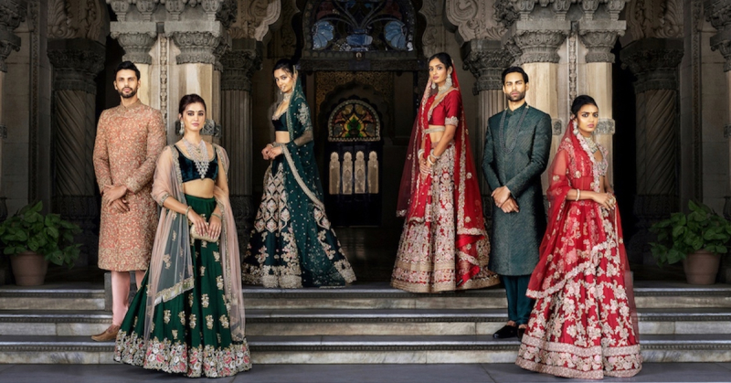 Check Out This New Collection If You Want To Look Like A Maharani On Your Wedding Day!