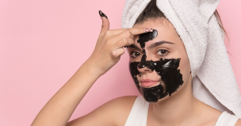 Give Your Skin A Stunning Makeover With The 'Black-Magic' Of These 15 Charcoal Face Masks
