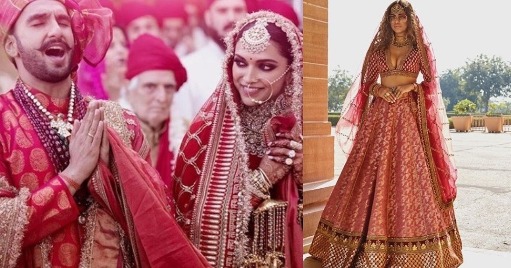 Based On Your Zodiac, This Is The Sabyasachi Lehenga You Would Want To Wear On Your Wedding!