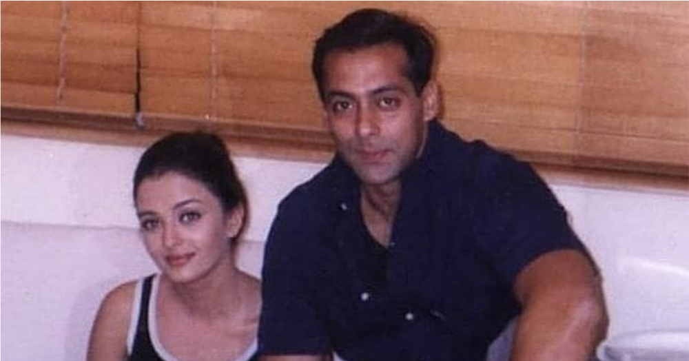 This Unseen Picture Of Ex-Couple Aishwarya Rai Bachchan & Salman Khan Has Gone Viral