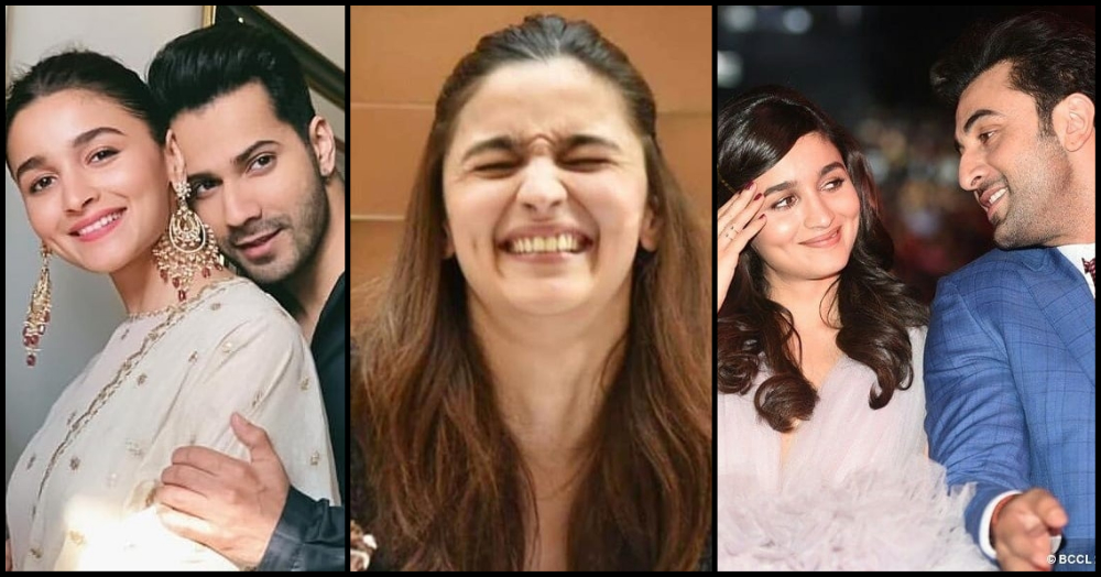 Pyaar Hua Ikraar Hua: Alia Bhatt Accidentally Calling Varun Dhawan 'Ranbir' Proves She Is Madly In Love