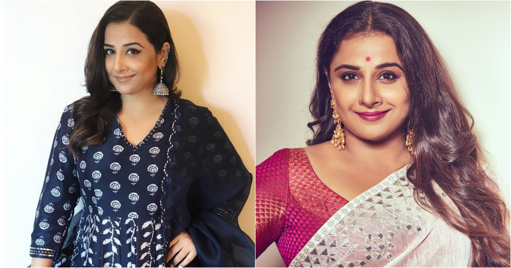Vidya Balan: 'I Thought If My Body Changed Then I Would Be Acceptable To Everyone'