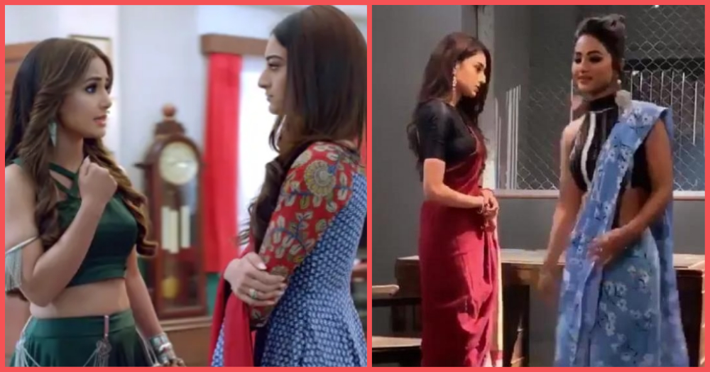 Kasautii 'Jail' Ki: Has Hina Khan Finally Ended The Cold War With Erica Fernandez?