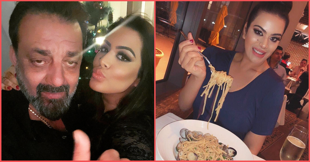 Sanjay Dutt's Daughter Trishala Dutt *Casually* Drops News About Her Italian BF With A Pasta Joke