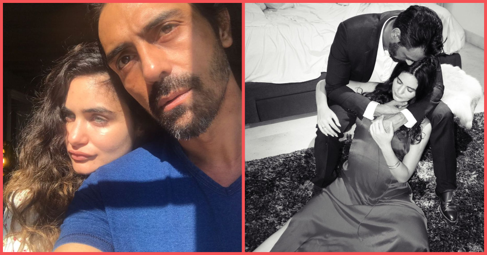 Arjun Rampal & His Girlfriend Just Announced That They Are Pregnant  In The Cutest Way!