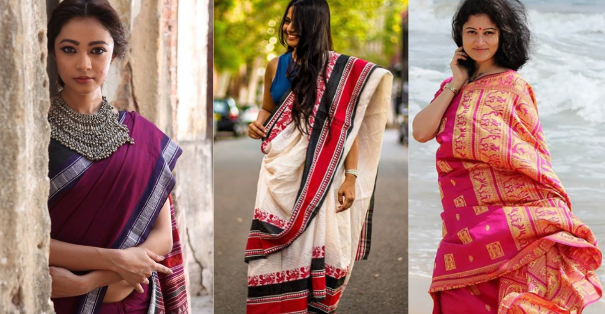 Heading To Kolkata? These 8 Fashion Boutiques Will Help You Achieve A Quintessential Bengali Look