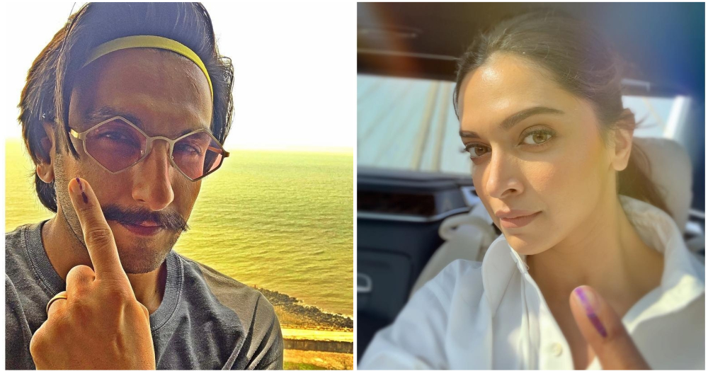 Vote Daala Kya? All The Bollywood Celebs Who Voted In Lok Sabha Elections 2019