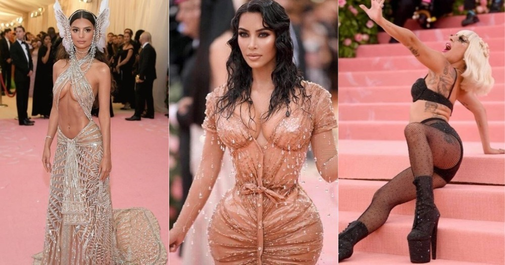 Nude Mood: All The Celebrities Who Went The 'Naked Look' Route At The Met Gala 2019