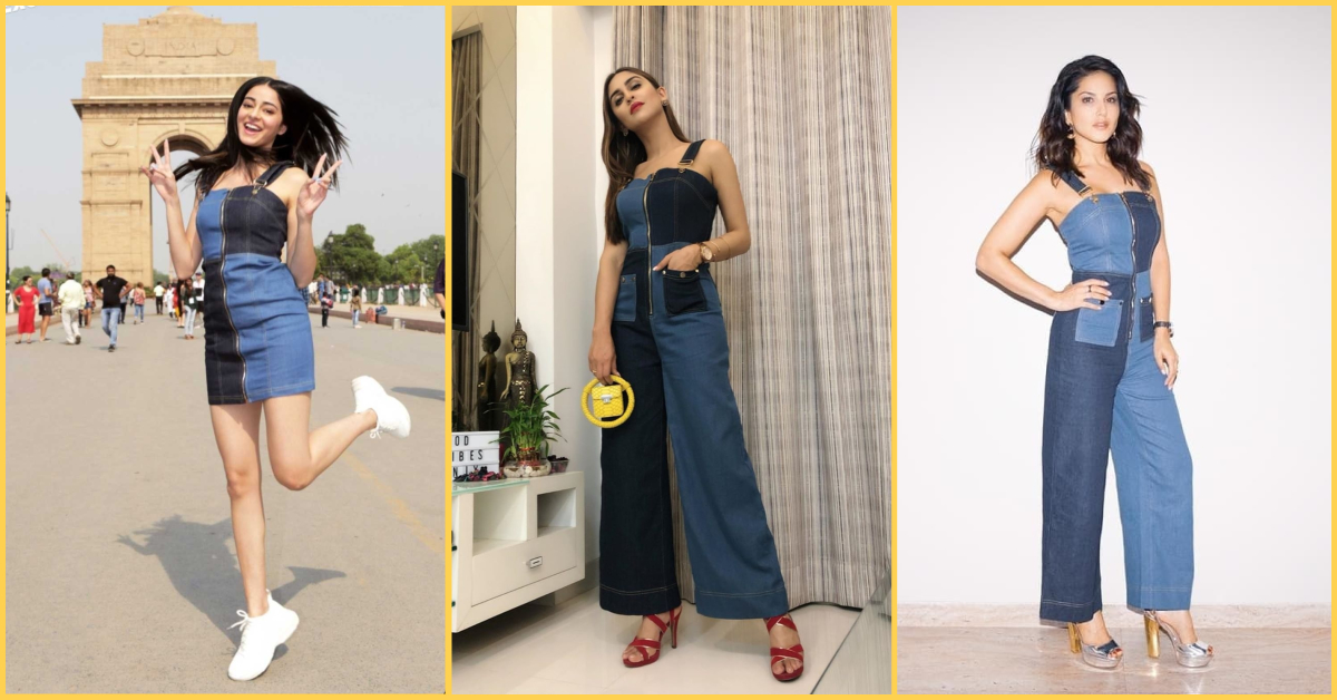 From Bollywood To The TV Industry: THIS Denim Outfit Has 'Celeb-Approved' Written All Over It!