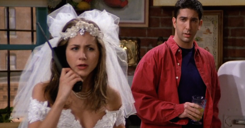 Rachel Dated 10 Men In FRIENDS But Should Have Ended Up With THIS GUY Instead Of Ross!