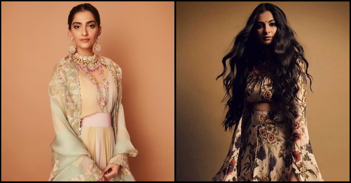 #SisterGoals: Sonam And Rhea Kapoor Show Us How To Nail Summer Shaadi Style