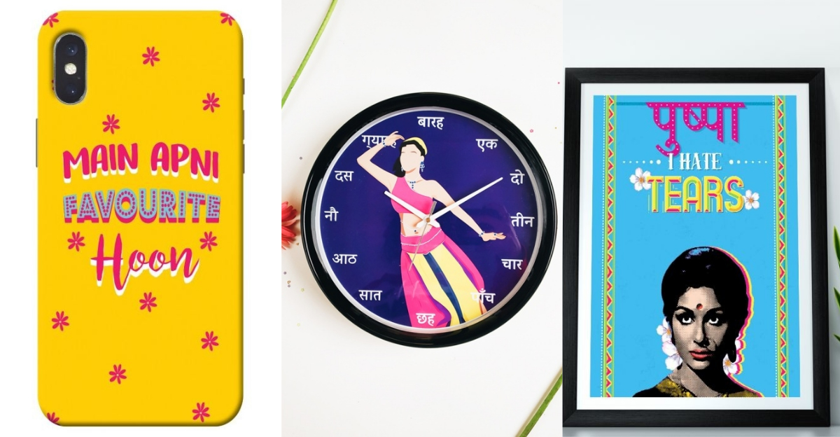 8 Things You Need To Buy If Your Feelings For Bollywood Are *Bohot Hard*