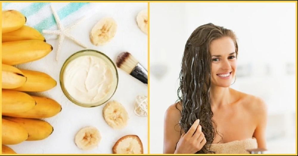 *Everything* You Need To Know About Benefits Of Using A Banana For Hair And Skin