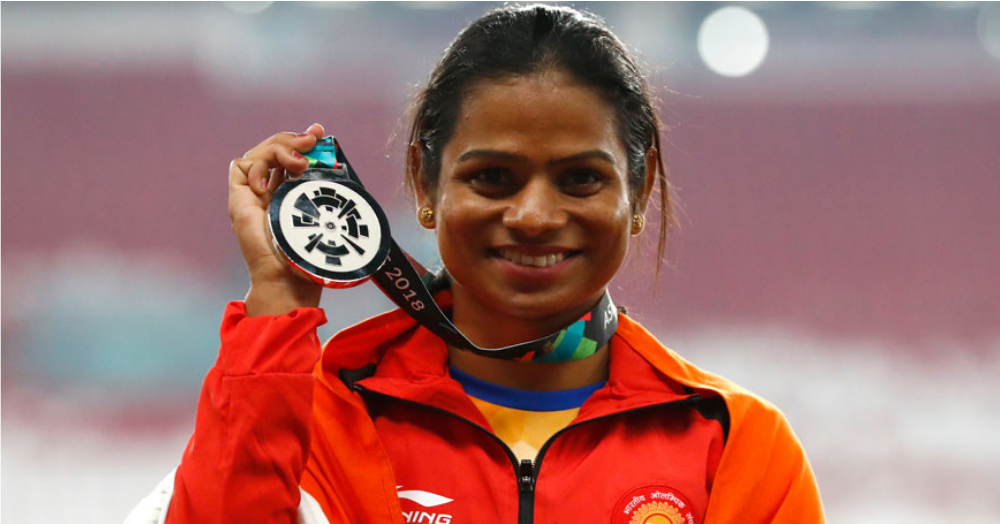 I'd Like To Settle Down With Her: Sprinter Dutee Chand Reveals She's In A Same-Sex Relationship