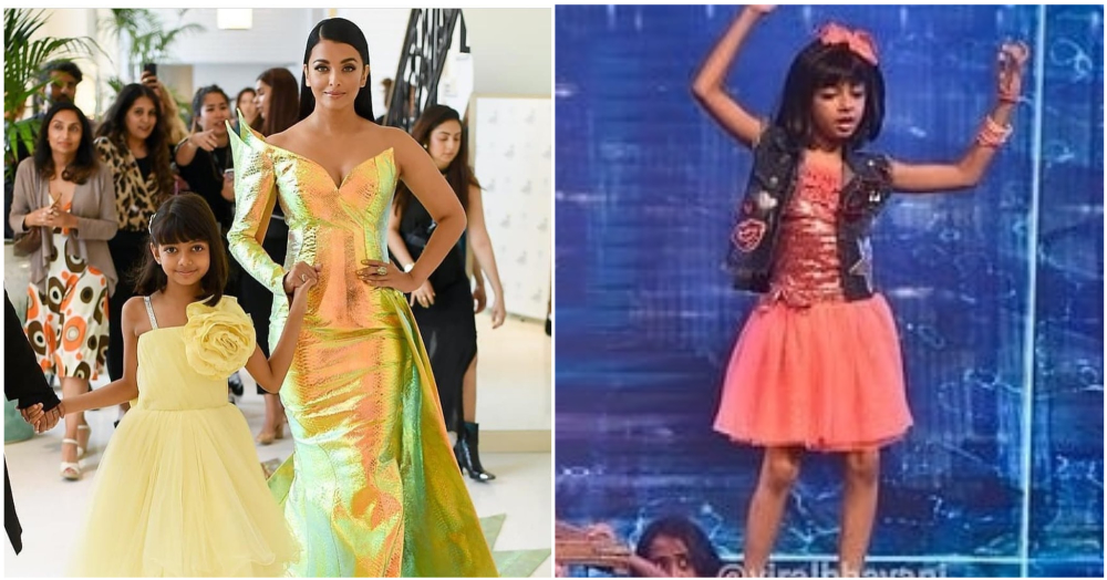 Aaradhya Bachchan's Performance On 'Mere Gully Mein' Is A Befitting Reply To Trolls