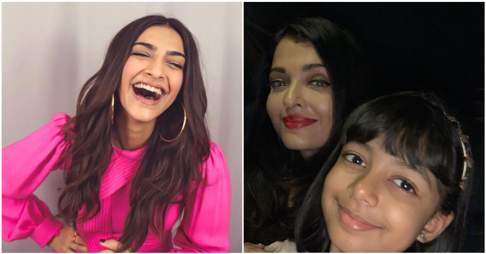 Sonam Kapoor Is All Praises For Aaradhya Bachchan: She Is So Well-Behaved & Adorable