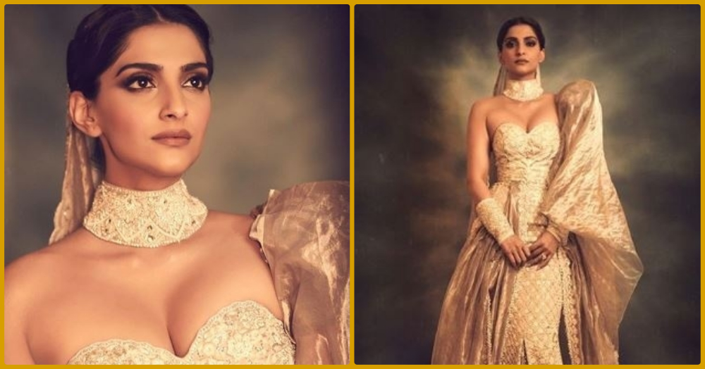 Cannes 2019: Sonam Kapoor's Modern-Day Maharani Look Is All About These Stunning Details